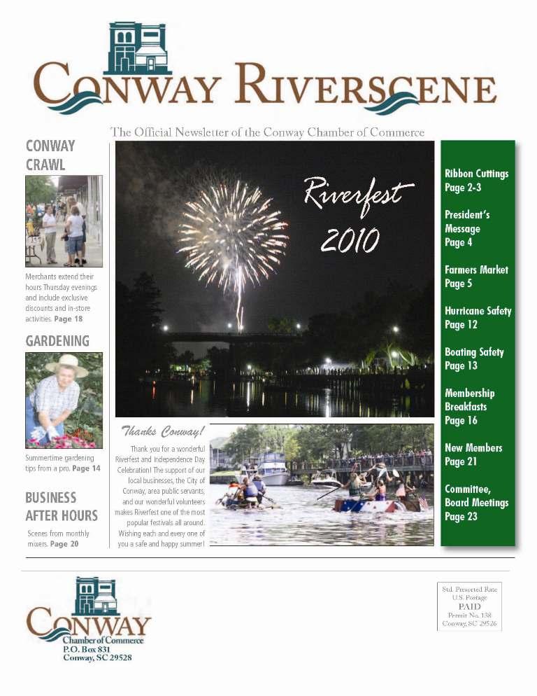 Riverscene Summer 2010