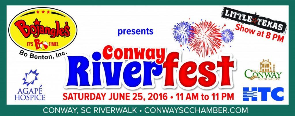 Riverfest Billboard
