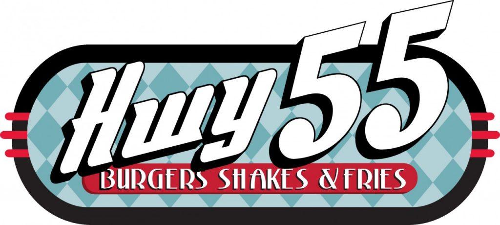 Hwy_55_Burgers,_Shakes_&_Fries_logo
